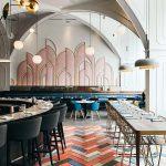 Art Deco Vibes at Oretta in Toronto