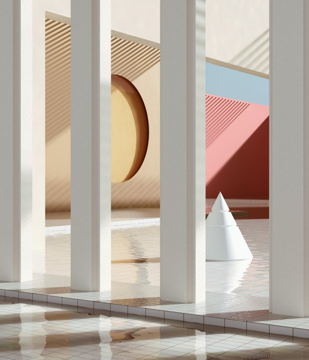 Modernism-Inspired-digital-scenes-Christodoulvou-Eclectic-Trends