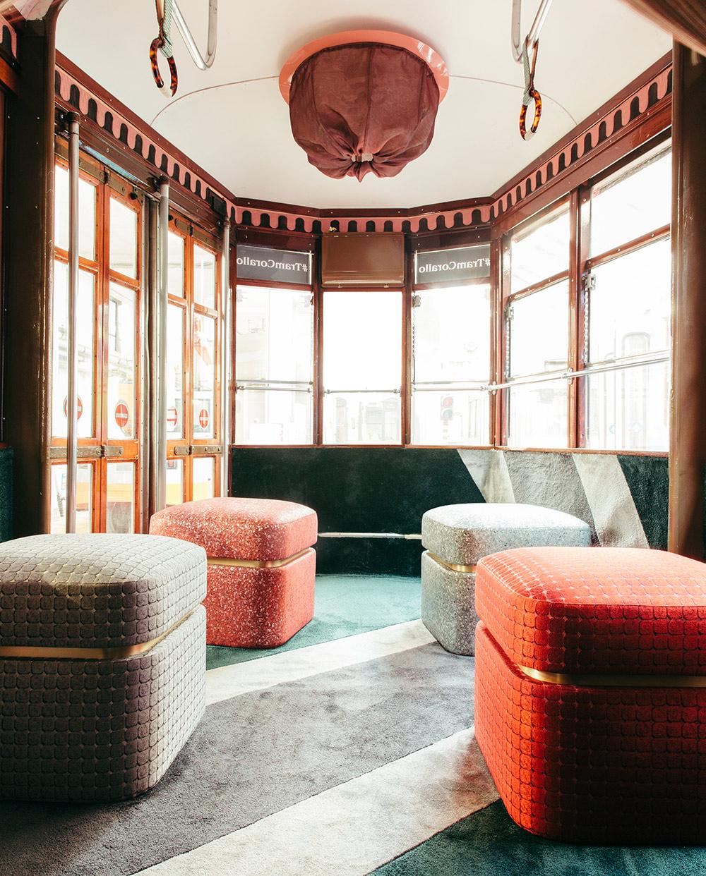Eclectic Trends|Top 5 -Milan Design Week 2018-Tram Corallo- Cristina Celestino