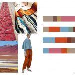 Fashion Color Trends S/S 19 translated into Interior Design
