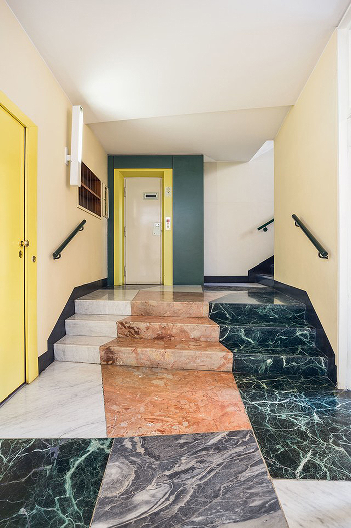 Eclectic Trends | 144 Entryways of Milan Taschen Publication