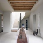 The soft atmosphere of Faye Toogood's renovation project