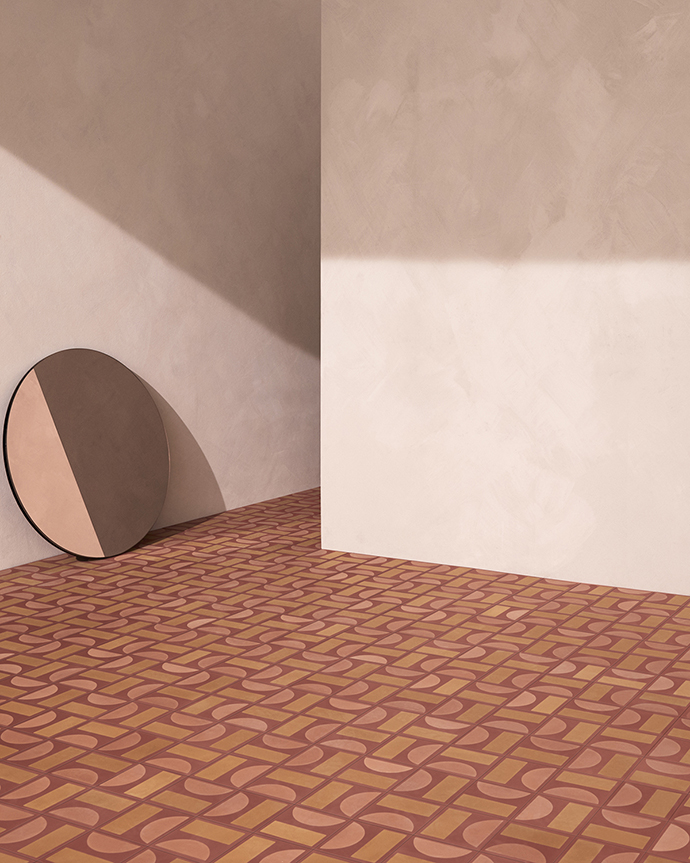 Eclectic Trends | MEditerrenena vibes in Sarah Ellison new tiles collection