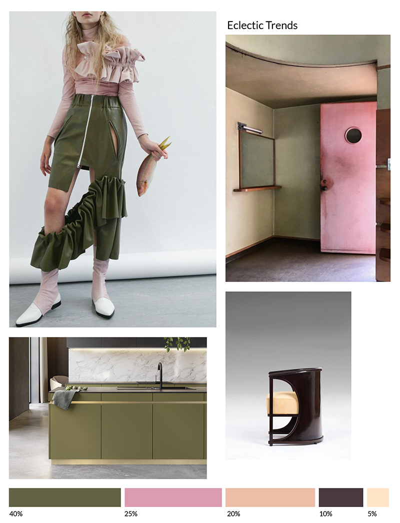 Eclectic Trends | Color Inspiration No.24