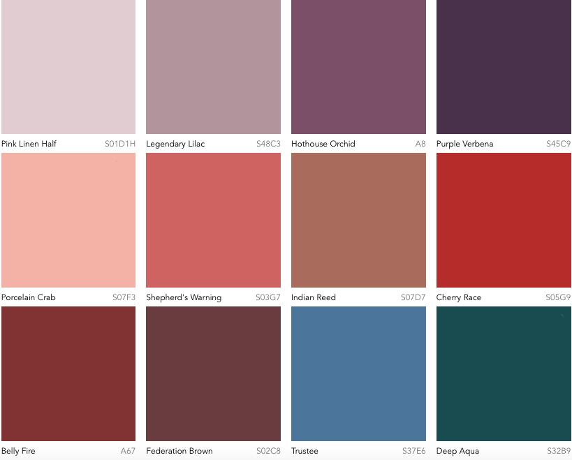 4-Color-Trends-2019-Dulux -Australia-Leech-Styling-Lisa-Cohen-Photography-Color-Palette-Legacy-Eclectic-Trends