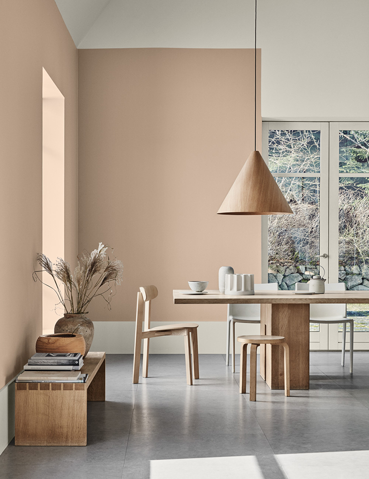 Eclectic Trends | 3 Colors of the Year 2019 by Jotun - Calm