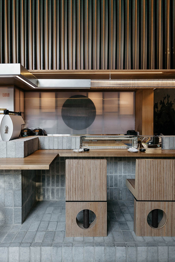 Eclectic Trends | Ode to tactility RYÙ Restaurant Montreal