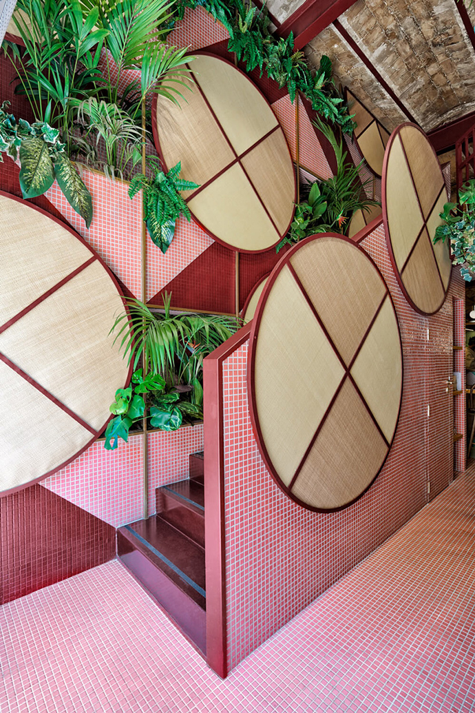 Eclectic Trends A Nippo Brazilian Restaurant By