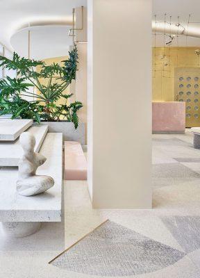 Eclectic Trends   Exquisite feminine atmosphere in the ForteForte boutique