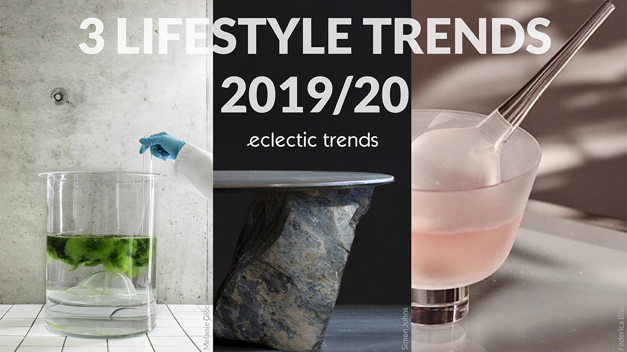 Eclectic Trends | Come to my next Trend Lecture!