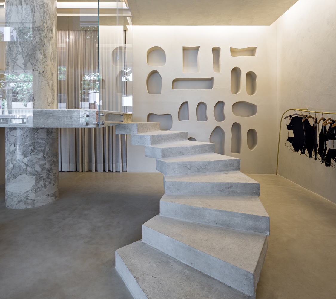 Eclectic Trends | Brutalism inspired Haight Fashion Store