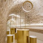 The Franco-Japanese EN cosmetic boutique by Archiee
