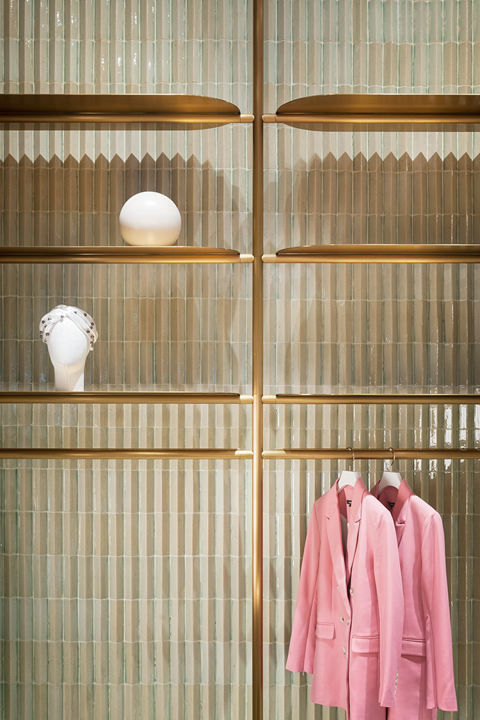 Studiopepe new design for Jaspal store in Bangkok