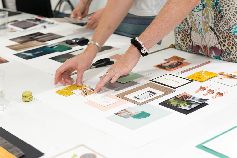 Mood Board Workshop Dates for 2019 Eclectic Trends