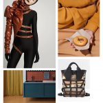 Color Inspiration No.26 – Black, Sienna, Turmeric, Prussian Blue, Camel