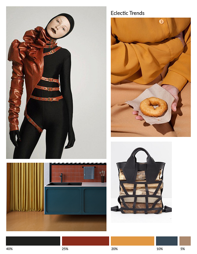 Color Inspiration n.26 - Eclectic Trends