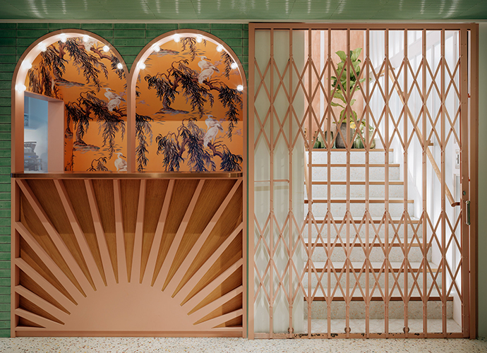 John Anthony dim sum restaurant by Linehouse