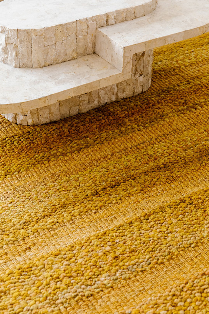 Pampa's Textural is a celebration of the tactile beauty