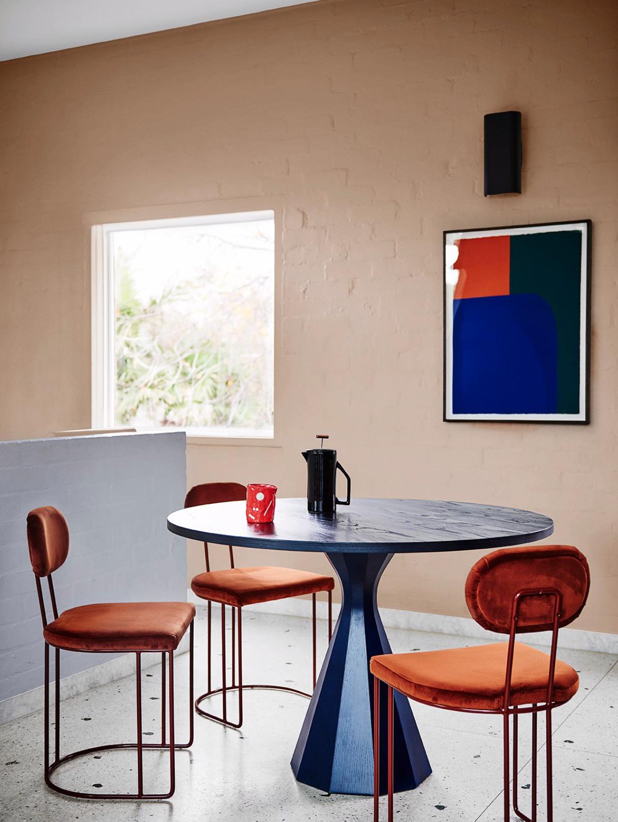 Eclectic Trends | 4 Color Trends 2020 Dulux Australia- Comeback