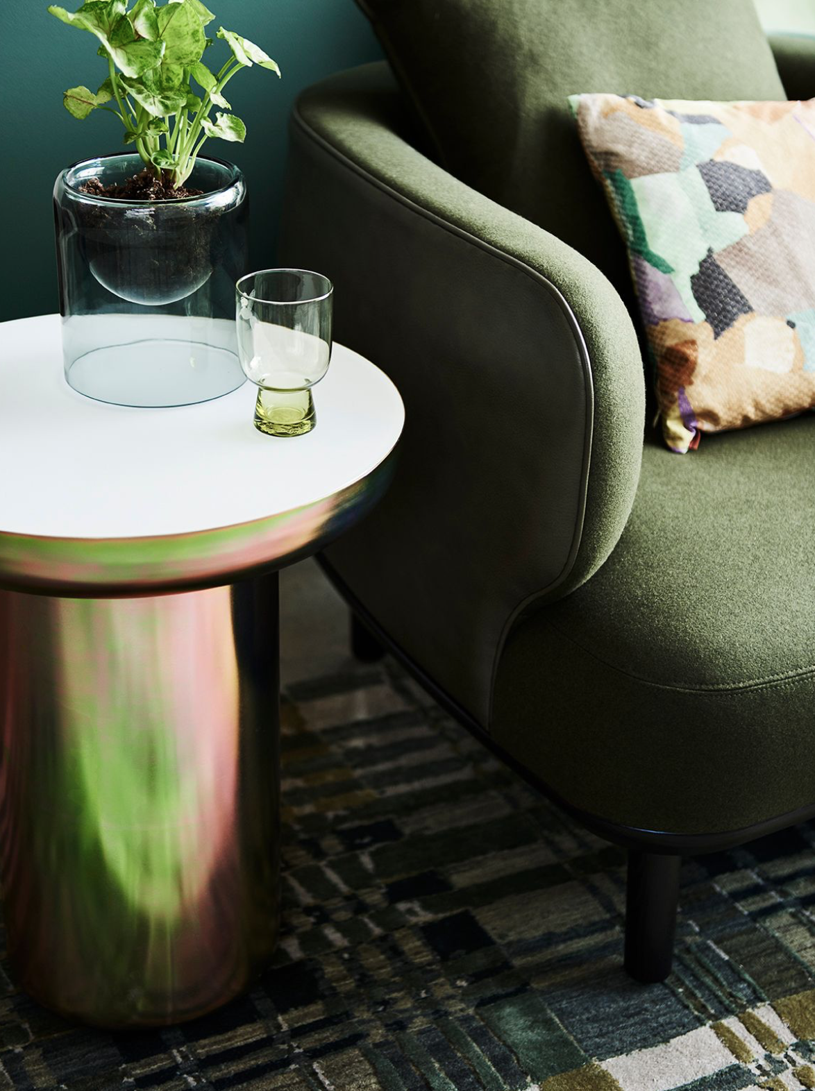 Eclectic Trends | 4 Color Trends 2020 Dulux Australia- Cultivate