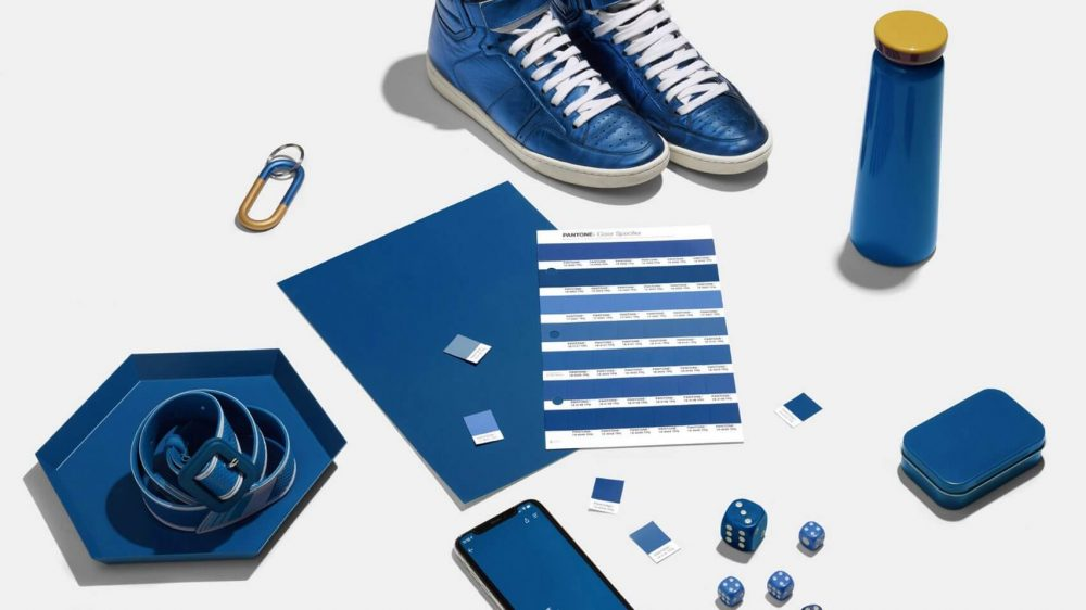 Pantone Colour of the year 2020 Classic Blue | Eclectic Trends
