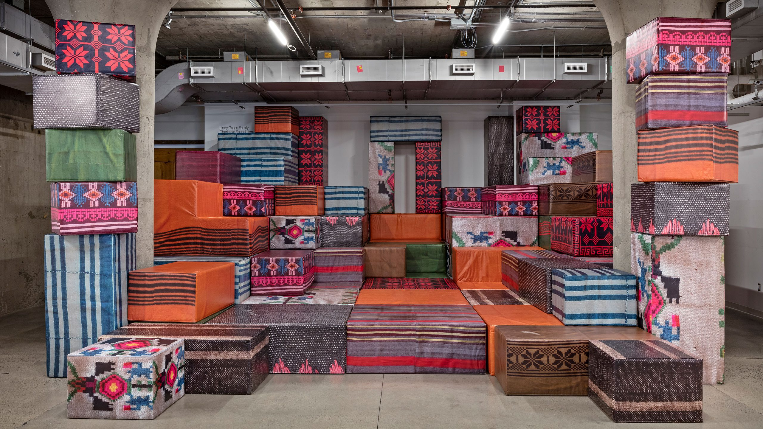 5 Heimtextil Trends 2020 To Watch - Multi Local -2-Eclectic Trends