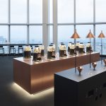 Unmanned coffee shop concept by Nendo