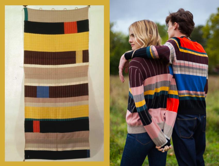 When interior design meet fashion: Bauhaus| Eclectic Trends
