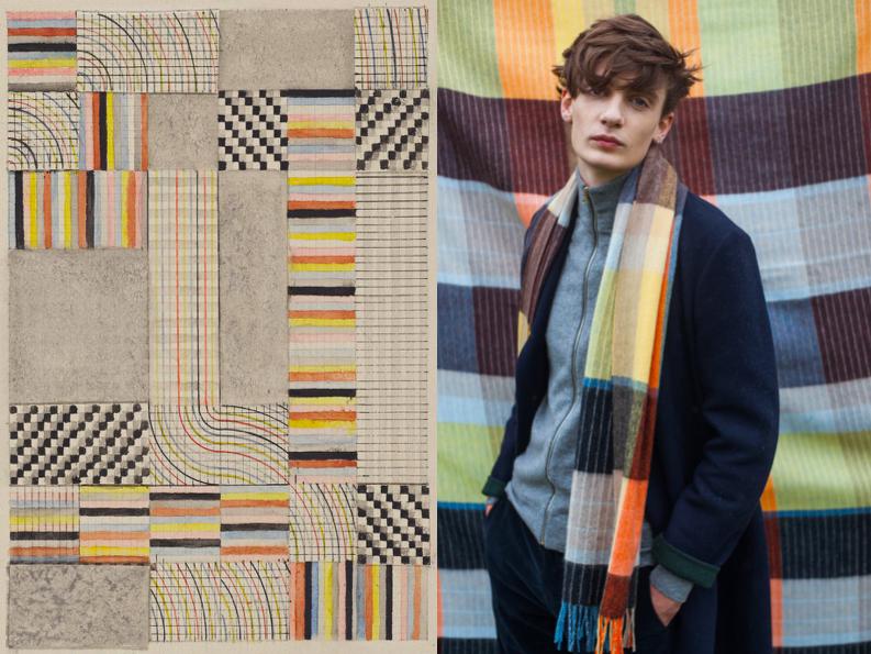When interior desing meet Fashion Bauhaus-| Eclectic Trends