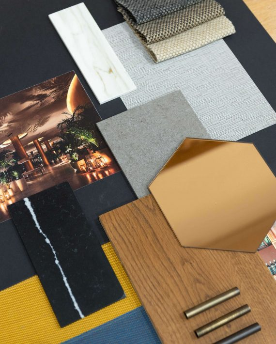 A Review Three Student Mood Boards Masterclass February 2020 Eclectic Trends