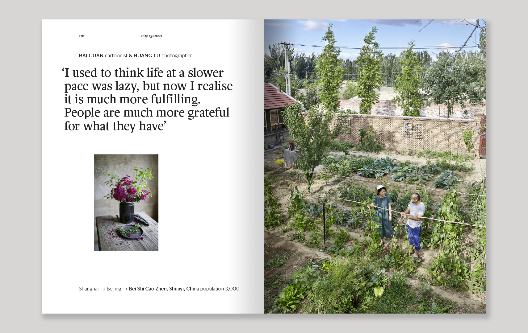 Book Giveaway City Quitters by Karen Rosenkranz