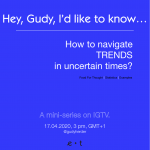 Hey Gudy! I'd like to know – The Mini Trend Series on IGTV