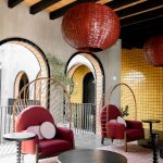 A Joyful Color Palette At Casa Hoyos Hotel