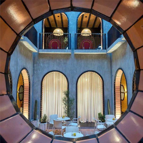 A Joyful Color Palette At Casa Hoyos Hotel