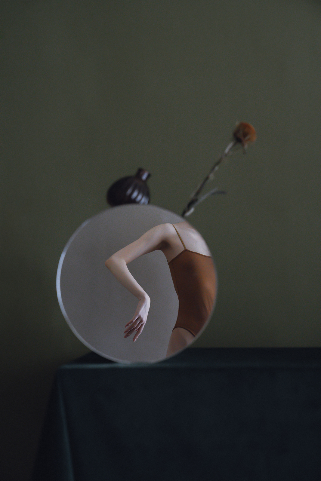 Ziqian Lu - The Poetry of Self-Portrait Photography