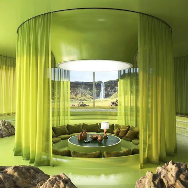 Villa Ortizet-Eclectic Trends