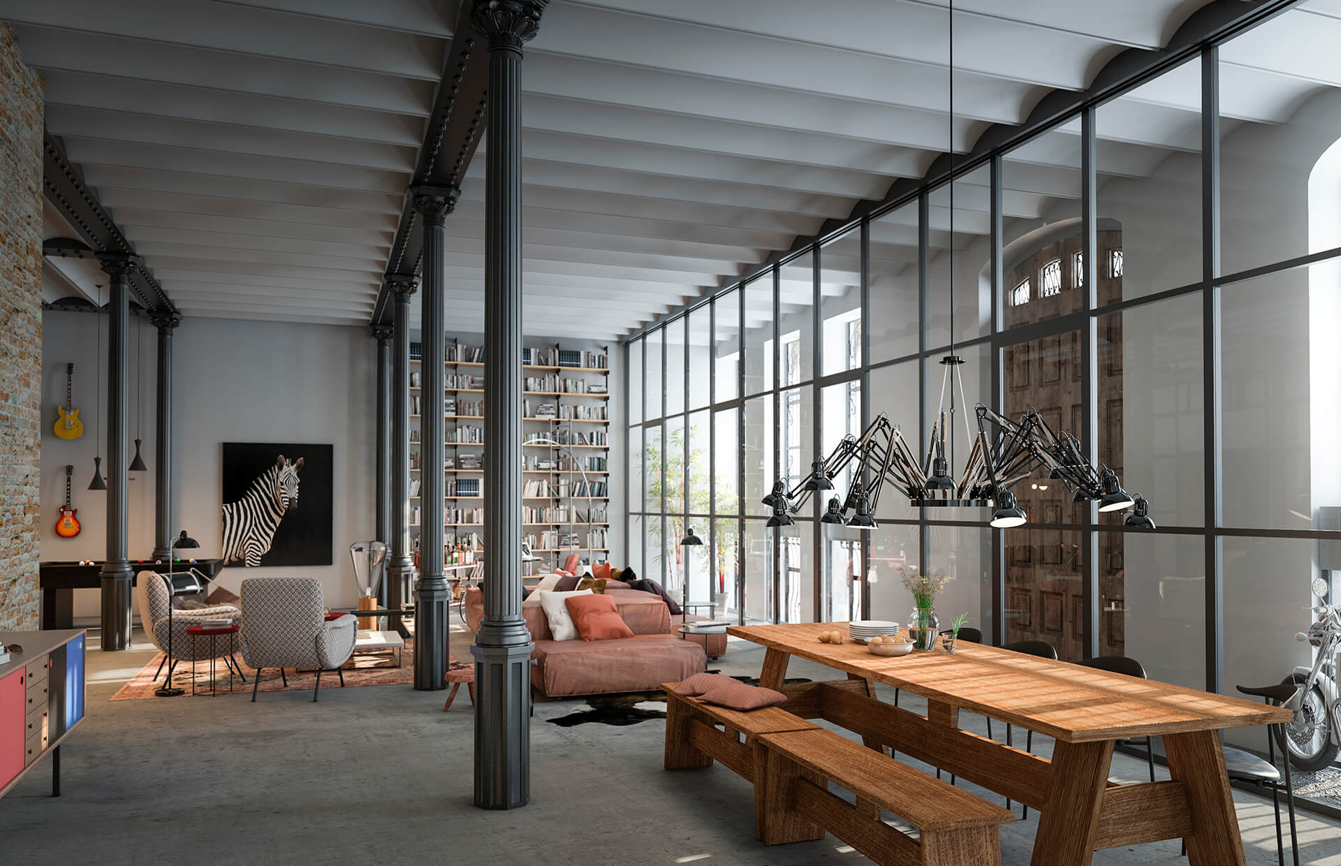 Co-Living With Luxury Barcelona Eclectic Trends.jpg