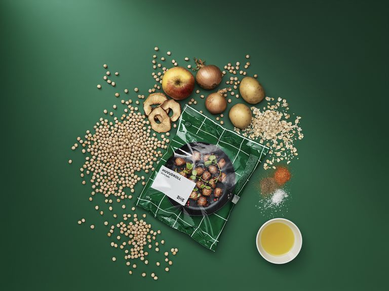 Plant-Based Balls By IKEA