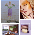 Color Inspiration No.29: Lavender, Toffee, Coriander, Saffron, Orchil (Ebook)