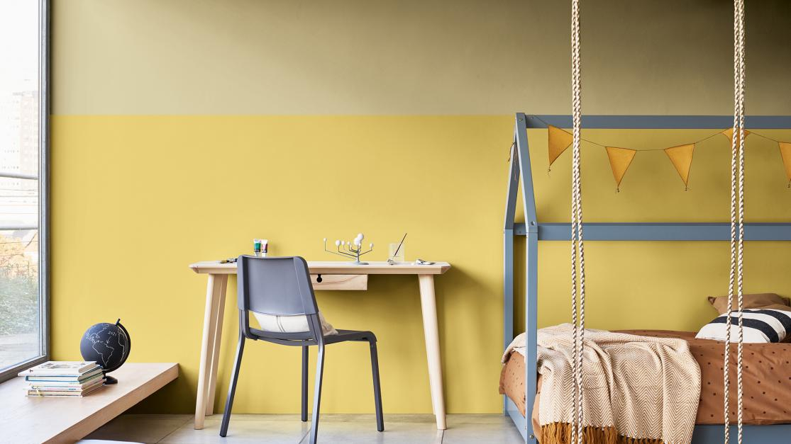 Timeless Line-Color Of The Year 2021: brave Ground by Dulux-Eclectic Trends