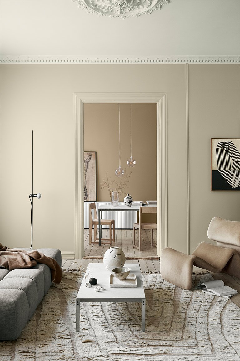 4 Color Trends 2021 By Jotun-Soft Neutrals-Eclectic Trends
