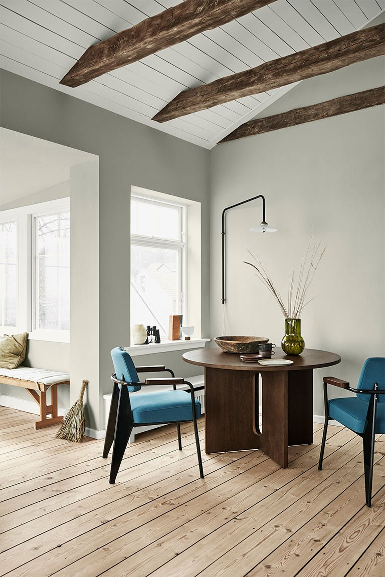 Nordic Blue-Color Trends 2021 By Jotun-Eclectic Trends
