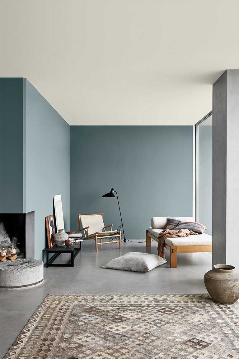 Nordic Blue-Color Themes 2021 By Jotun-Eclectic Trends