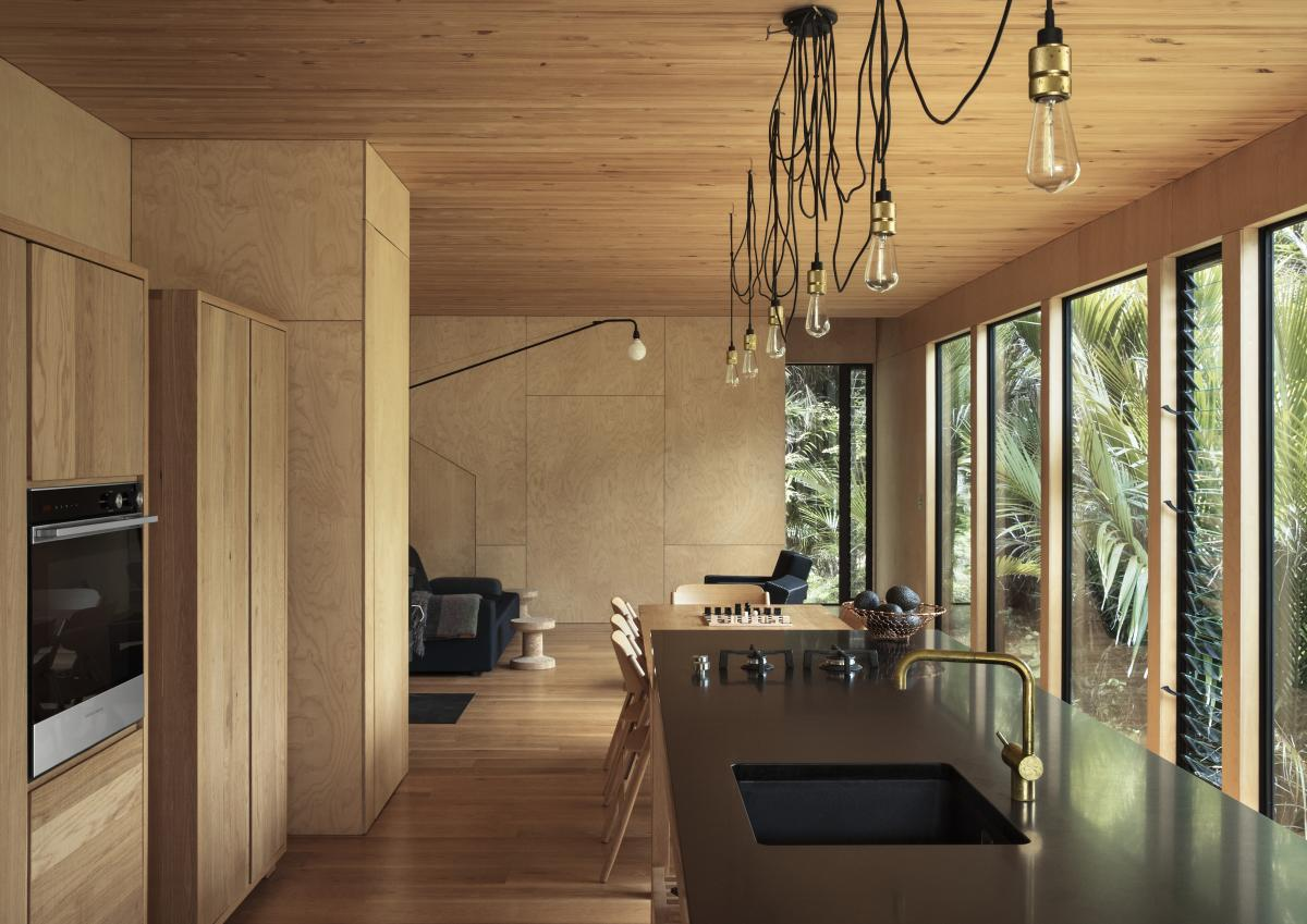 Cabin Architecture-Eclectic Trends