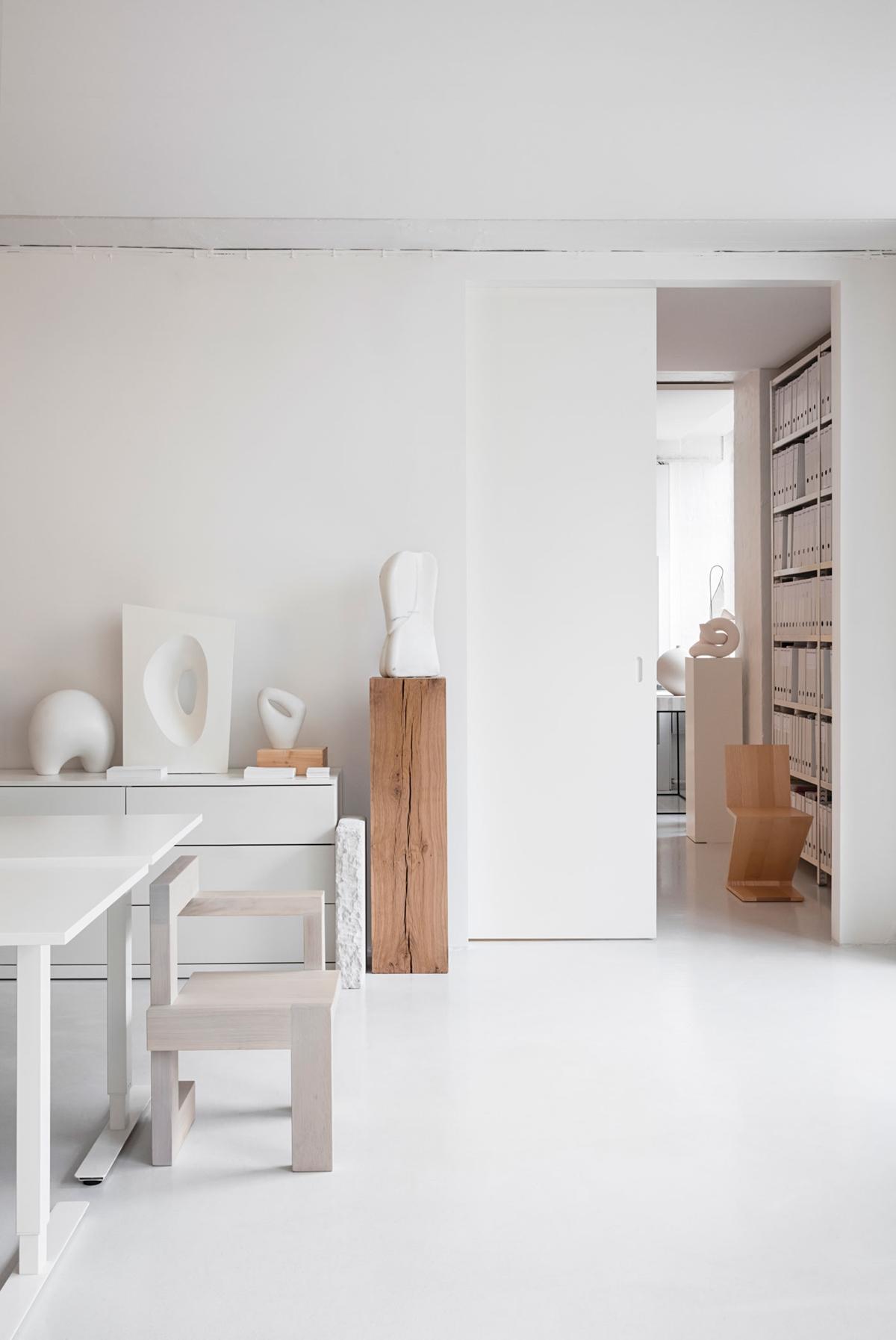Homework's studio space in Copenhagen