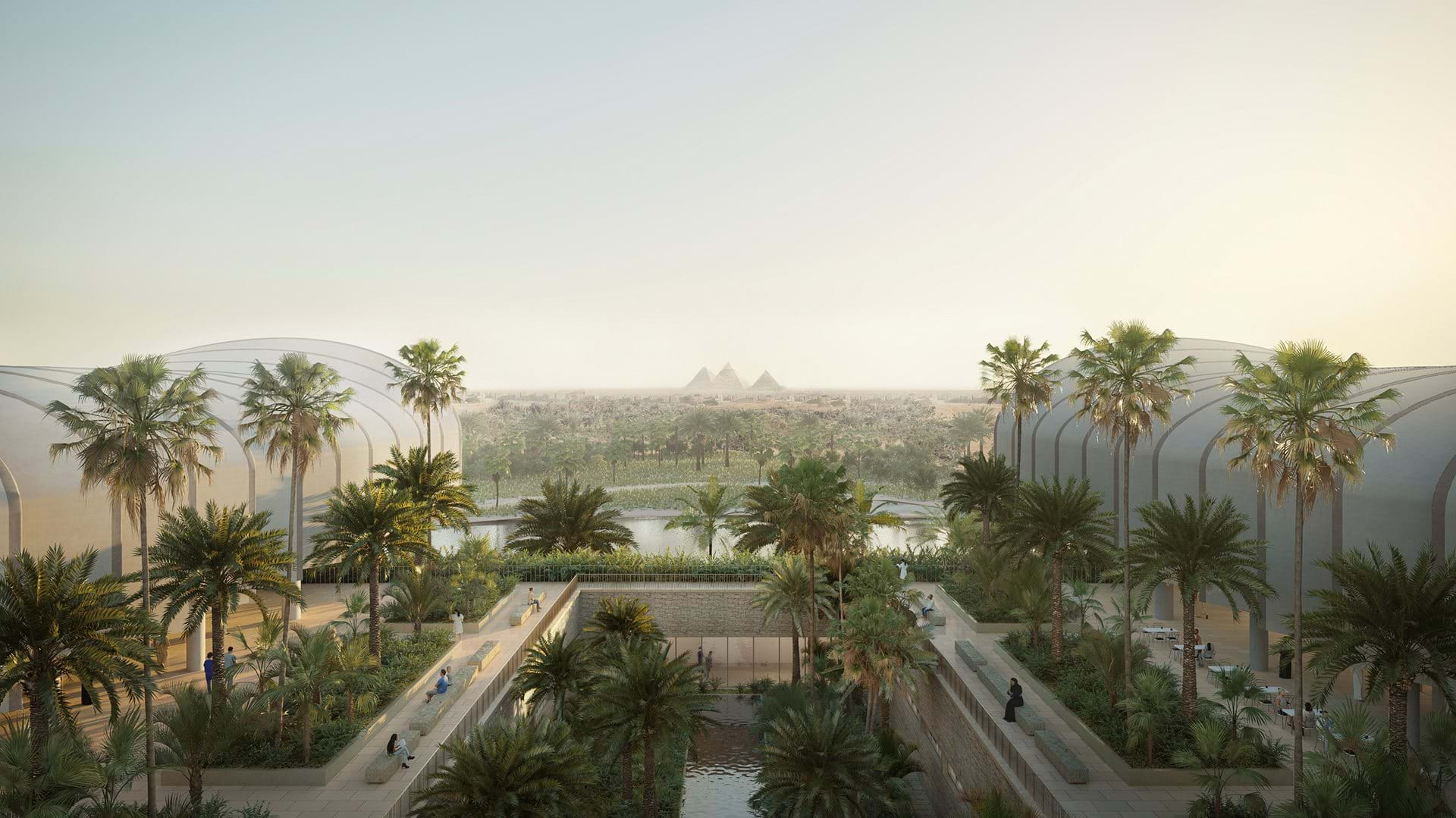 Humanizing Public Design-Foster&Partners Hospital in Cairo