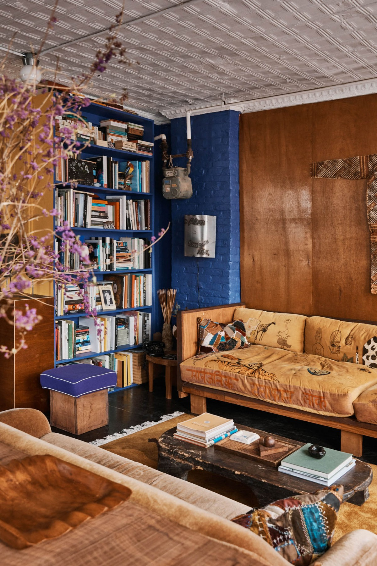 Eclectic, tactile and warm -Downtown Manhattan - Green River Project
