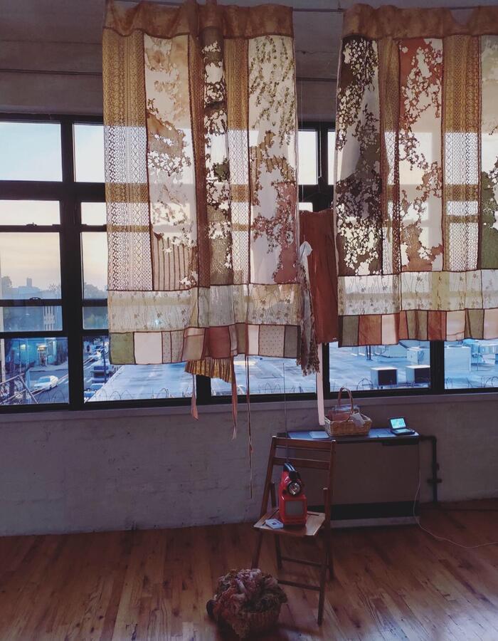 Textile Art Liuxu Luo