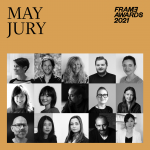 Thrilled to be a FRAME jury member-This is what we do.