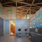 Art In A Japanese Bathhouse